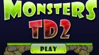 Monsters TD 2 Walkthrough
