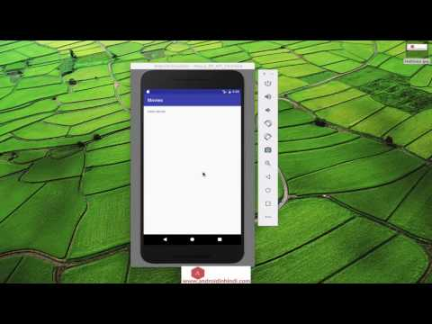 Android AsyncTask tutorial in Hindi