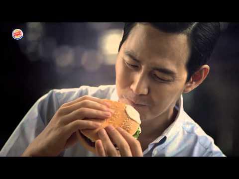 [버거킹] 치즈퐁듀와퍼 TV CF 30'' (BURGER KING Korea Cheese Fondue WHOPPER TVC 30