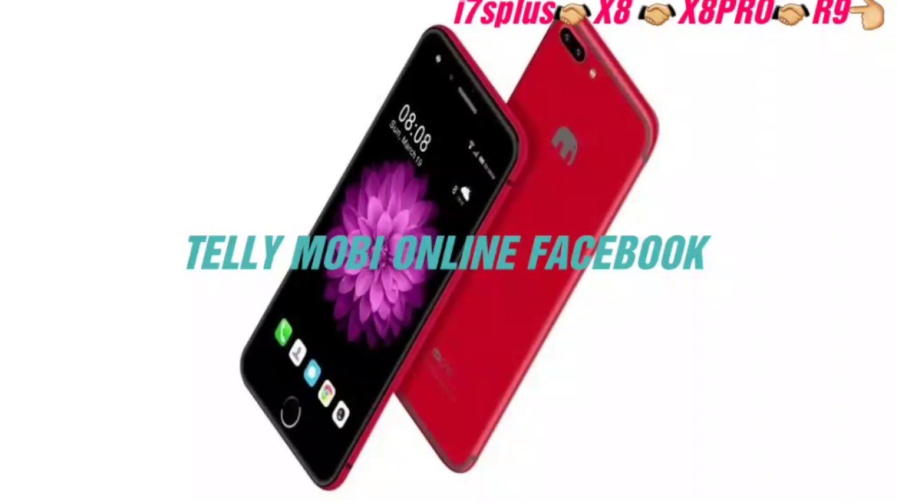 Mione i7 plus Red