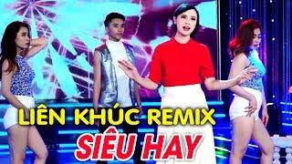 Liên Khúc Nhạc Vàng Remix Căng Đét | Nếu Được Làm Người Tình Remix | Nhạc Vàng Remix Sôi Động 2019