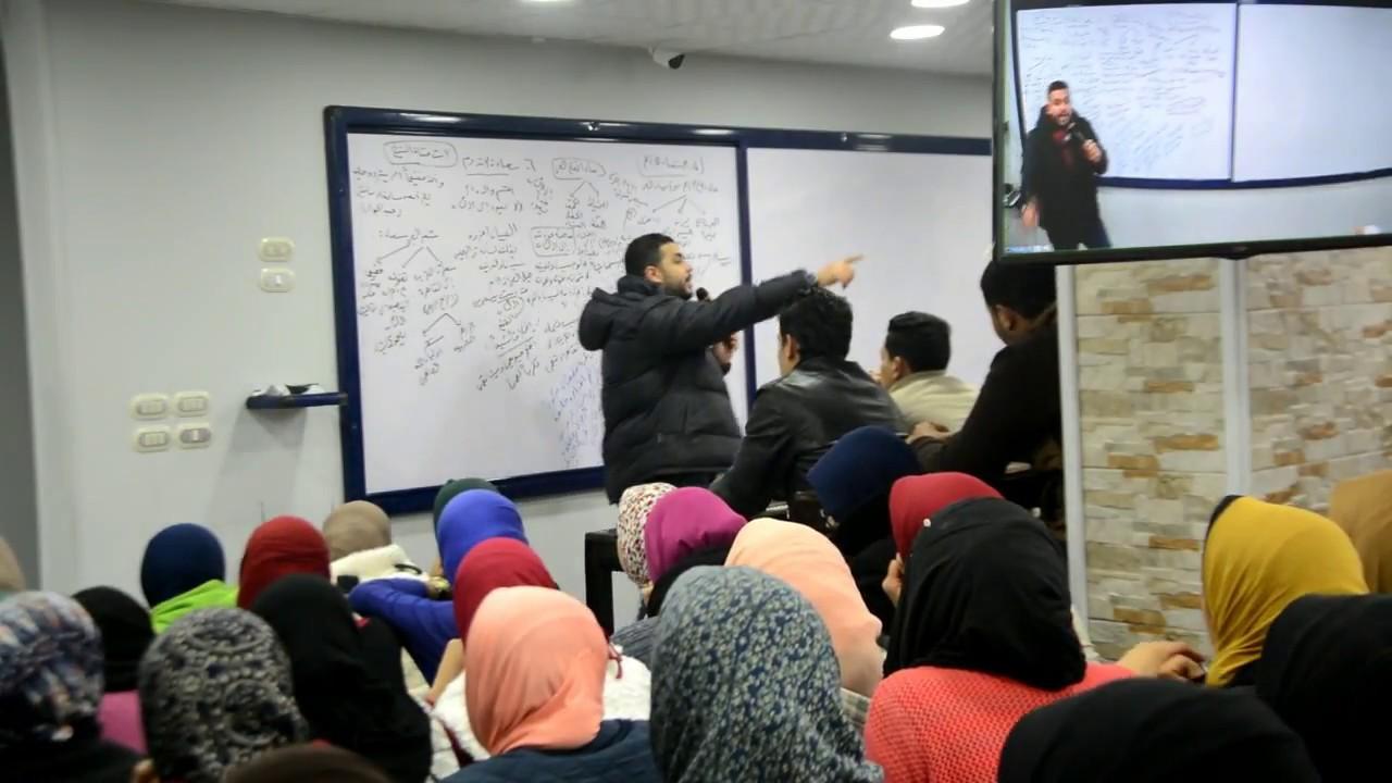 شرح قصة الأيام الفصل السادس والسابع منهج جديد 2017 للأستاذ محمد السخاوى