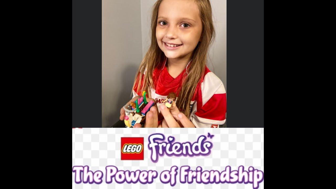 Chloe's Channel | Episode 2 | Lego Friends Build - YouTube