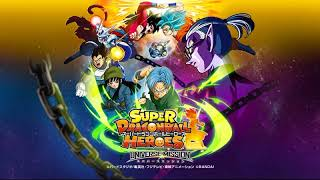 Super Dragon Ball Heroes Universe Mission Theme (Instrumental Off Vocal)