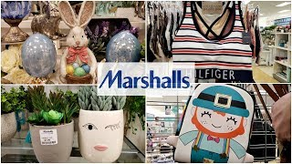 MARSHALLS BEAUTY, CLOTHING & SPRING DECOR - SHOP WITH ME 2019