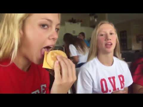 2017 New Bremen Volleyball Vlog
