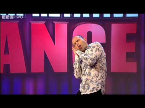Funny Interpretative Dance: The Killers  Fast and Loose Episode 5, preview  BBC Two