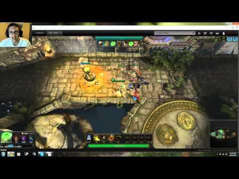 Tome: Immortal Arena, FreeToPlay Browser Based MOBA (Beta)