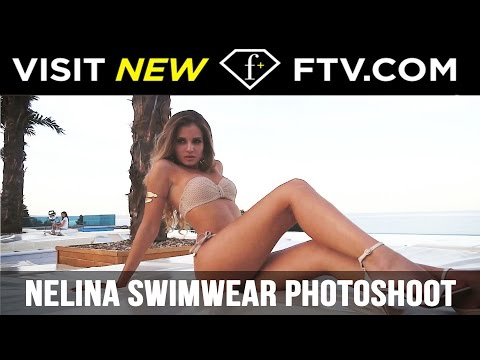 Nelina Swimwear Photoshoot 2016 | FashionTV