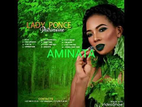lady ponce aminata