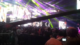 Music Bank In Istanbul Fancam-2 (20130907-194824)