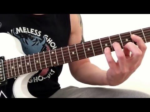Ghost: Monstrance Clock - Guitar Lesson