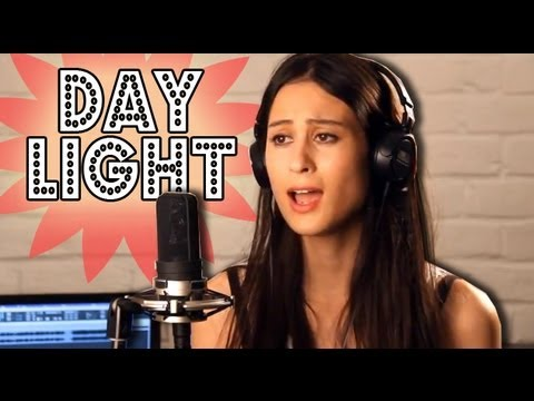 Daylight by Maroon 5 - Cover (ft. Mike Attinger)
