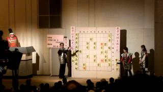 第57回(平成25年度) 天童桜まつり-人間将棋 2