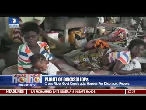 Cross River Govt. Constructs Houses For Bakassi Displaced People
