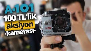 100 lira değerinde aksiyon kamera inceleme