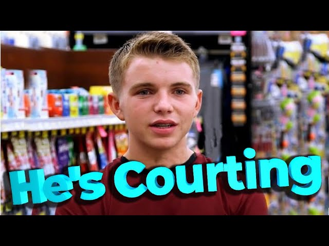 James Duggar - Did He Just Reveal That He\'s Courting?! TLC counting on