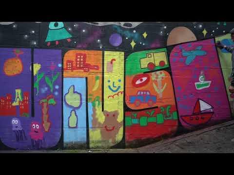 Sommerferien: Graffitiworkshop und Fimwerkstatt