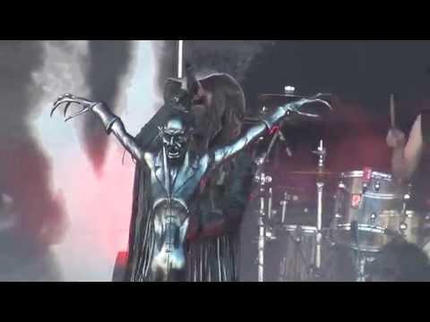Rob Zombie - Dragula (Live) @ Nova Rock festival 2014