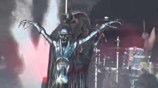 Rob Zombie - Dragula (Live) @ Nova Rock festival 2014 thumbnail