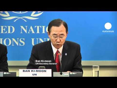 """Ban Ki-moon dénonce une attaque """"lâche"""" en Afghanistan"""