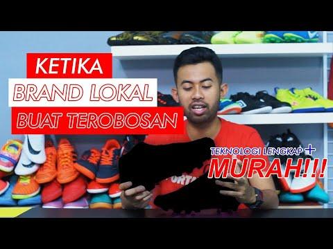 Sepatu Bola Brand Lokal Ini Udah Murah Teknologi Lengkap Youtube