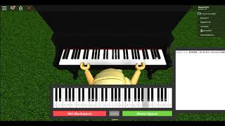 Fnac 2 (Five nights at Candy's 2) Ending theme on roblox piano