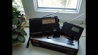 Всеволновый радиоприемник Tecsun PL - 600 скромный обзор