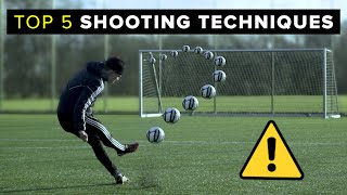 Top 5 DIFFICULT wąys to shoot the ball you NEED to learn