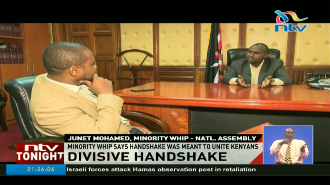 Hon. Junet Mohamed says handshake was meant to unite ...