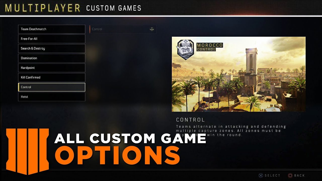 Game Modes | Call of Duty Blackops2 Wiki | Fandom