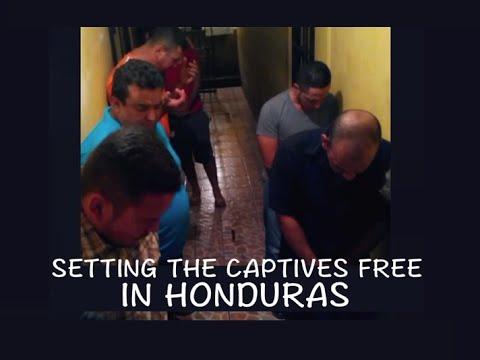 Brother Fausto Attacks Satan In Honduras