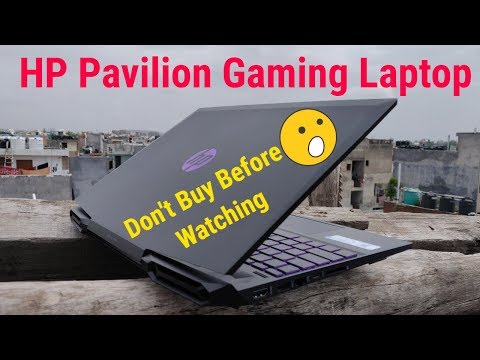 HP Pavilion Gaming Laptop 15-dk0045TX, i5 9th Gen, 8GB, 1TB + 256GB SSD, Win 10, 4GB Graphics