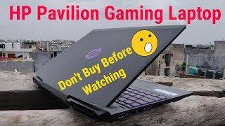 HP Pavilion Gaming Laptop 15-dk0045TX, i5 9th Gen, 8GB, 1TB + 256GB SSD, Win 10, 4GB Graphics