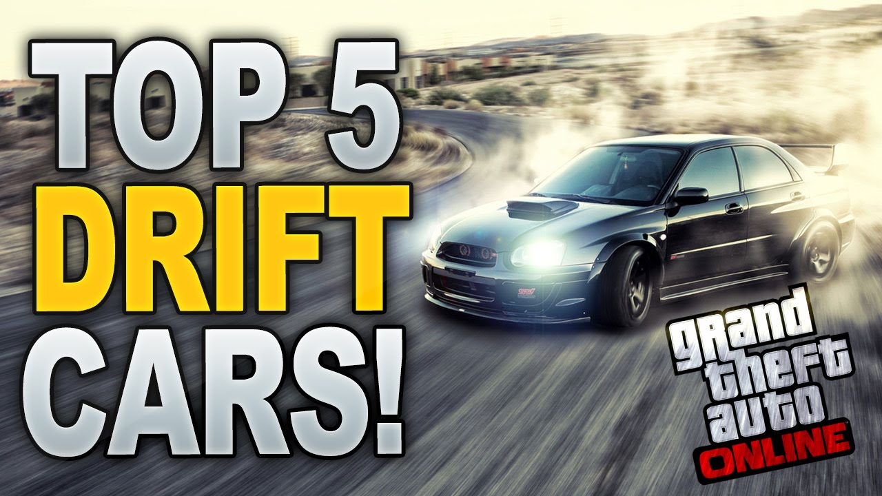 best drifting cars on gta 5 online youtube