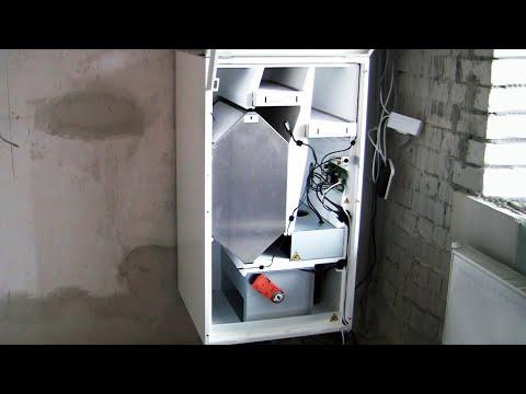 видео: Вентиляция квартир и коттеджей с рекуперацией тепла