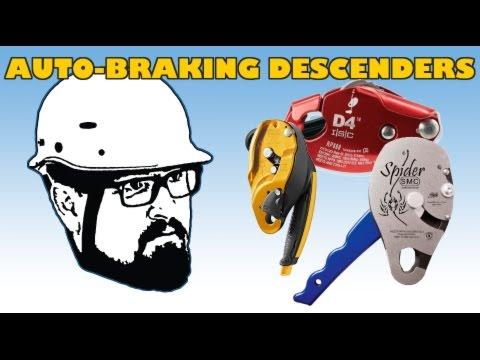 Auto-Braking Descenders - WesSpur Tree EquipmentKaynak: YouTube · Süre: 14 dakika38 saniye