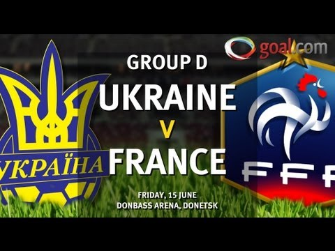 France vs Ukraine: Shevchenko doubtful for hosts