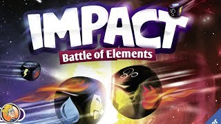 Roll and strike opponents down in Impact: Battle of Elements — Fun and Board Games with WEM
