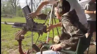 Texas NFA Gun Trust: Makin Bacon Machine Gun Shoot - Spring 2016