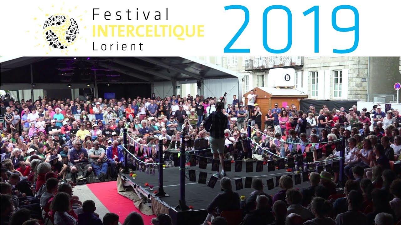 Au coeur du FIL 3- Festival Interceltique de Lorient 2019