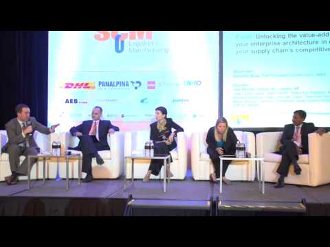 Panel: Unlocking value-add capabilities in enhancing supply chain competitiveness