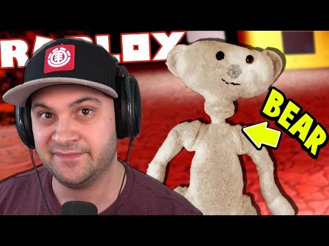 One Of The Weirdest And Creepiest Roblox Games Ever Bear