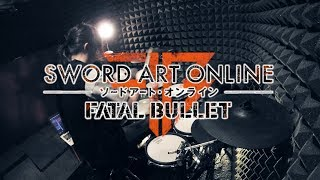Sword Art Online Fatal Bullet Lisa Thrill Risk Heartlessフルを叩いてみた Sao Fb Opening Full Drum