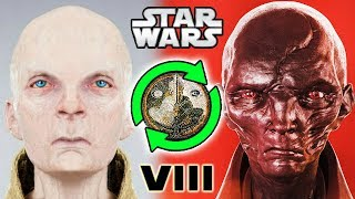 How Snoke CONCEALED His TRUE Identity in The Last Jedi - Star Wars Explained (Theory)