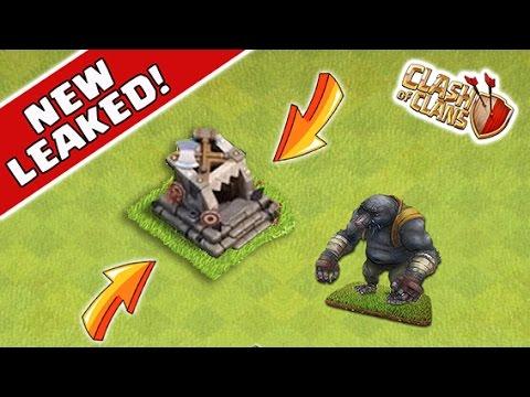 Clash of Clans - LVL7 DARK BARRACK UPDATE LEAK ( NEW DE TROOP, SECOND DE SPELL FACTORY?)