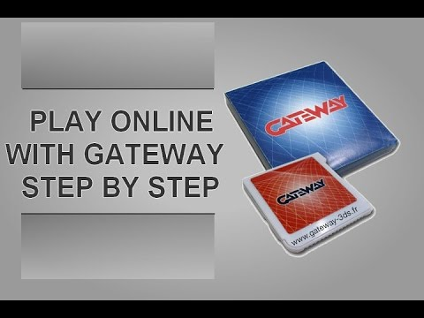 Online Patch 3DS Roms (Gateway 3DS) Step by Step [HD]