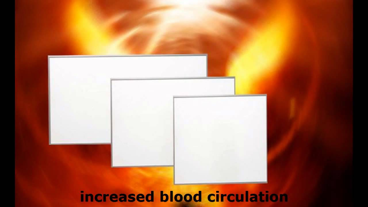 Infrared heating panels most efficient electric heater for Electric radiant heat efficiency