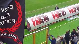 Verso Bari-Foggia, rifinitura del sabato a porte aperte: la squadra a raccolta dai tifosi