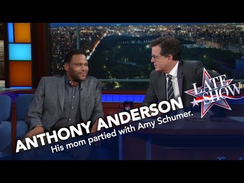 Anthony Anderson's Mom Almost Got Him Thrown Out Of An HBO Party
